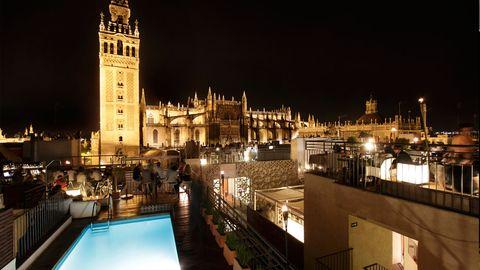 Las terrazas más espectaculares de España