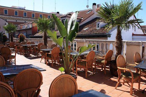 Las Mejores Terrazas En Las Alturas De Madrid Madrid Y Sus Vistas