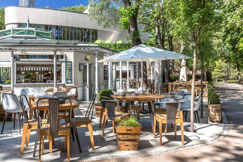 Las Mejores Terrazas De Madrid Para Comer Y Beber Esta Primavera