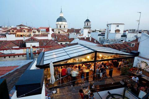 terrazas, terrazas Madrid, mejores terrazas Madrid, terrazas con vistas Madrid