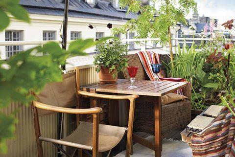 14 Estupendas Ideas Para Decorar Tu Terraza O Jardín Con