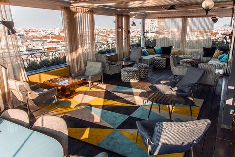 Le 5 migliori terrazze in cui fare aperitivo a Milano