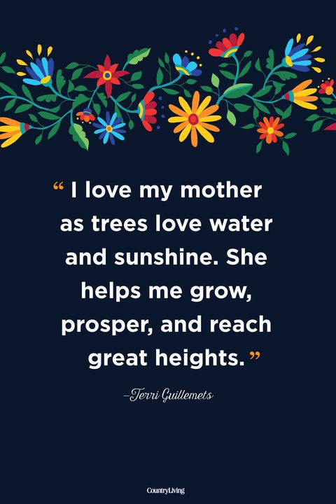 terri guillemets mother daughter quote
