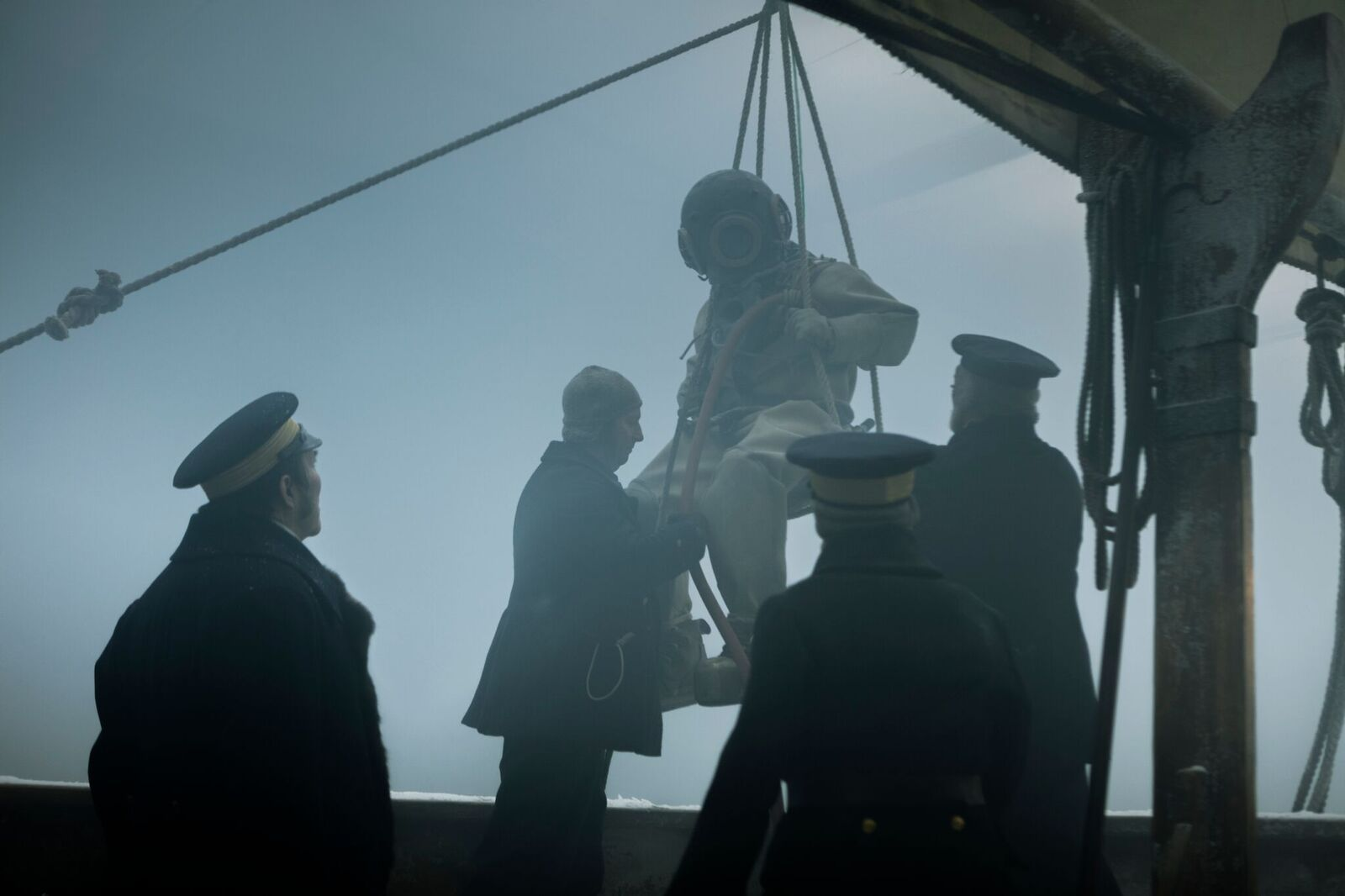Watch The First Full Trailer For Ridley Scott's Chilling TV Series 'The Terror'