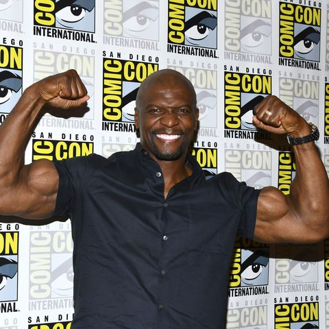 Brooklyn Nine-Nine star Terry Crews reacts to Little Mermaid's King Triton casting chatter