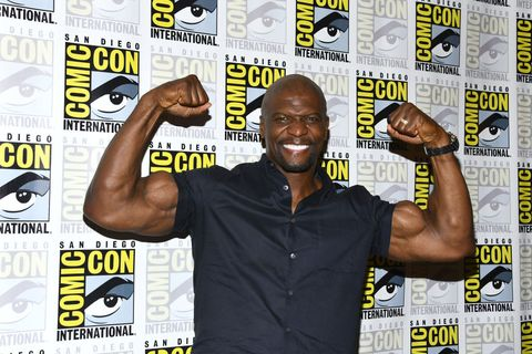 Terry Crews and Dave Bautista Want to Make a 'Gears of War