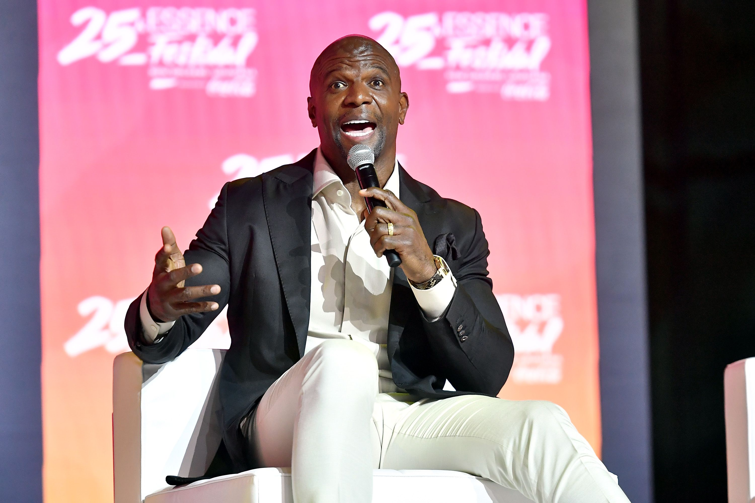 Terry Crews Just Got Very Candid About Sexual Assault and the 'Me Too' Movement