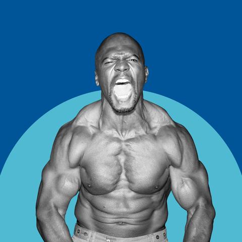 Tipos De Cuerpo Musculados Términos De Hombres Musculados De Gimnasio