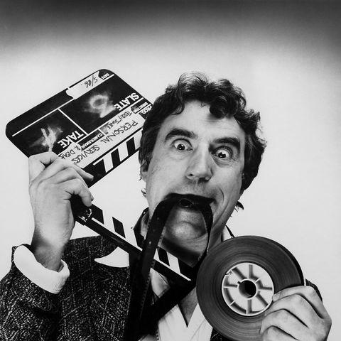Terry Jones film director and member of Monty Python
