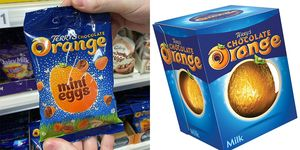 Terry's Chocolate Orange Mini Eggs Have Been Spotted In Tesco