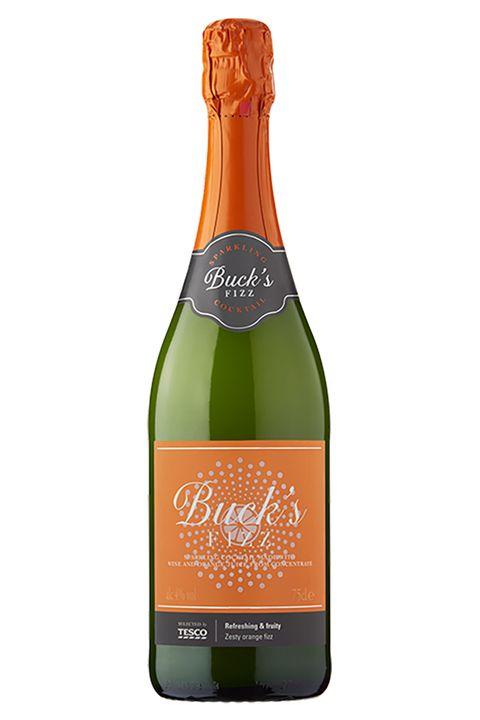 Buck's Fizz drink