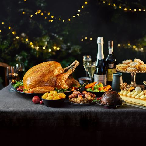 Christmas Food.Tesco Christmas Food The Supermarket S Festive Menu For 2019