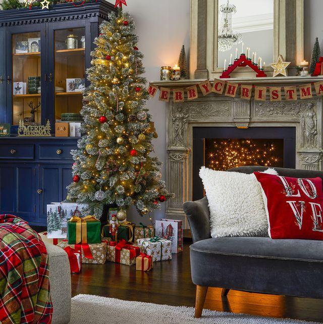 tesco launches christmas homeware range