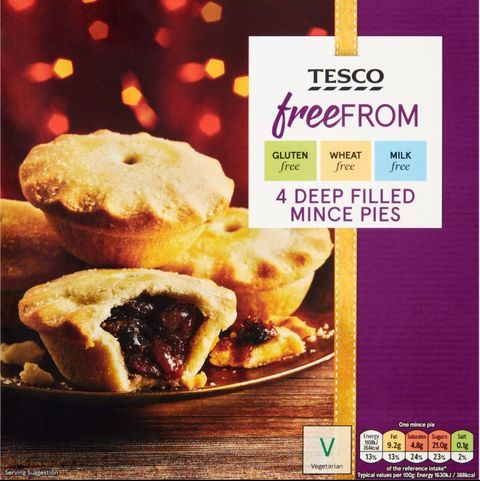 Best FreeFrom Mince Pies
