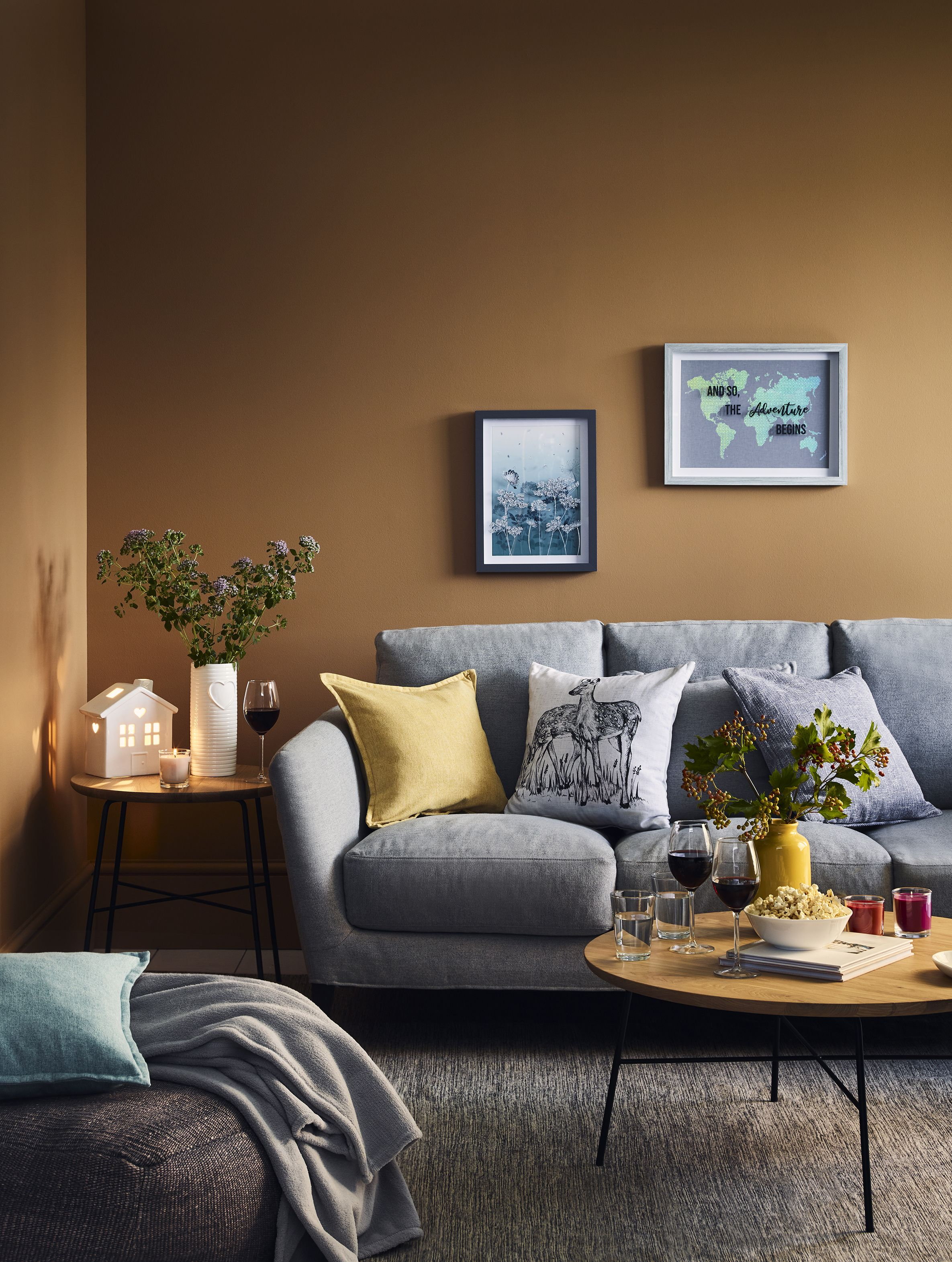 Tesco launches gorgeous new homeware collection for AW19