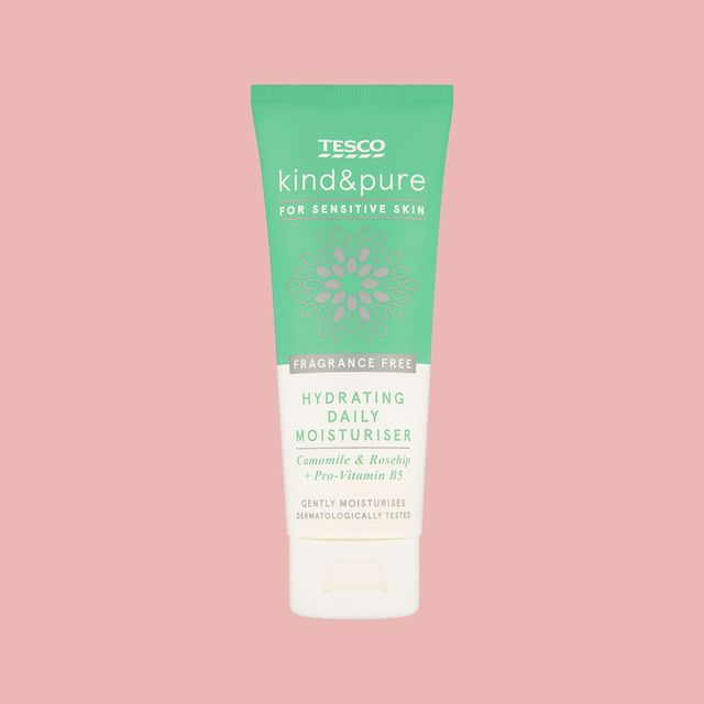 tesco kind and pure hydrating daily moisturiser review
