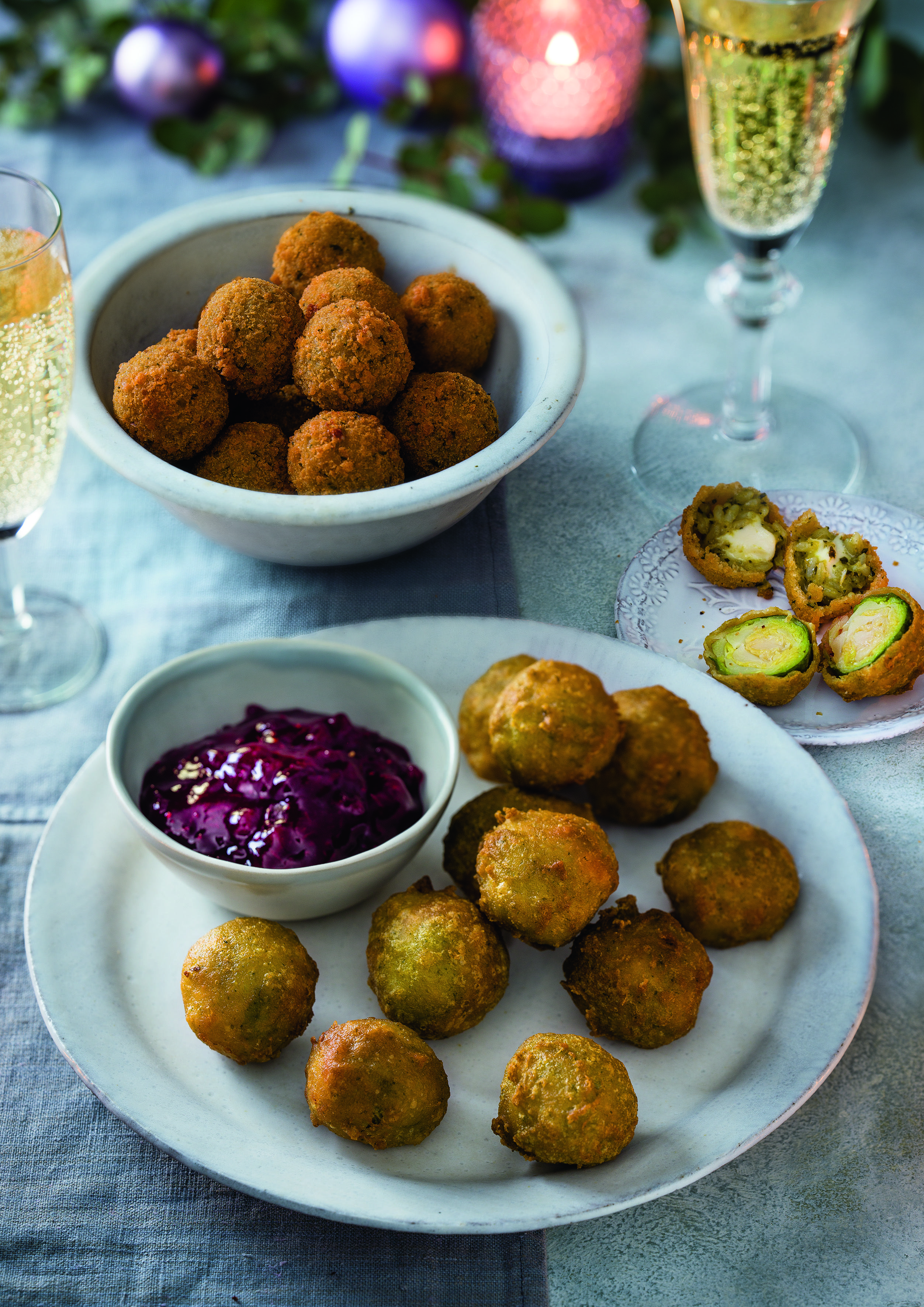 Most Impressive Christmas Canapés To Buy