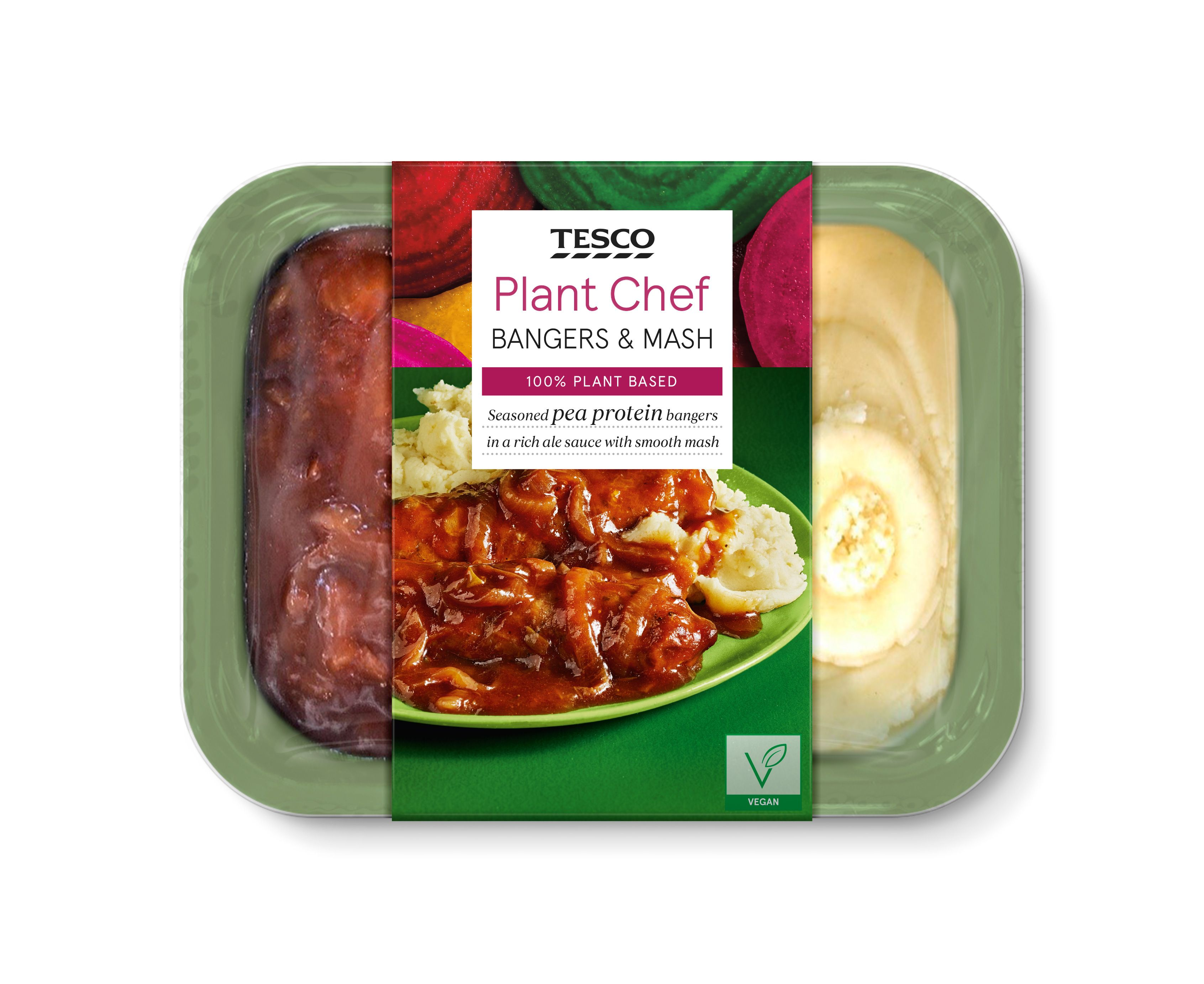 Tesco Has Launched Its Own Plant Based Vegan Range