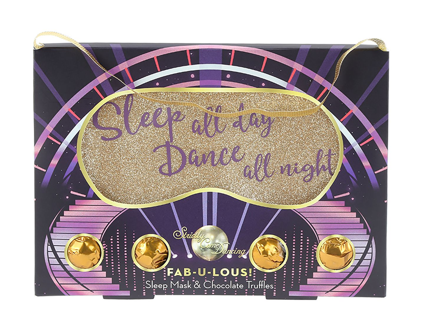 Official 2019 Strictly Come Dancing Square Calendar Gift Wall Hanging