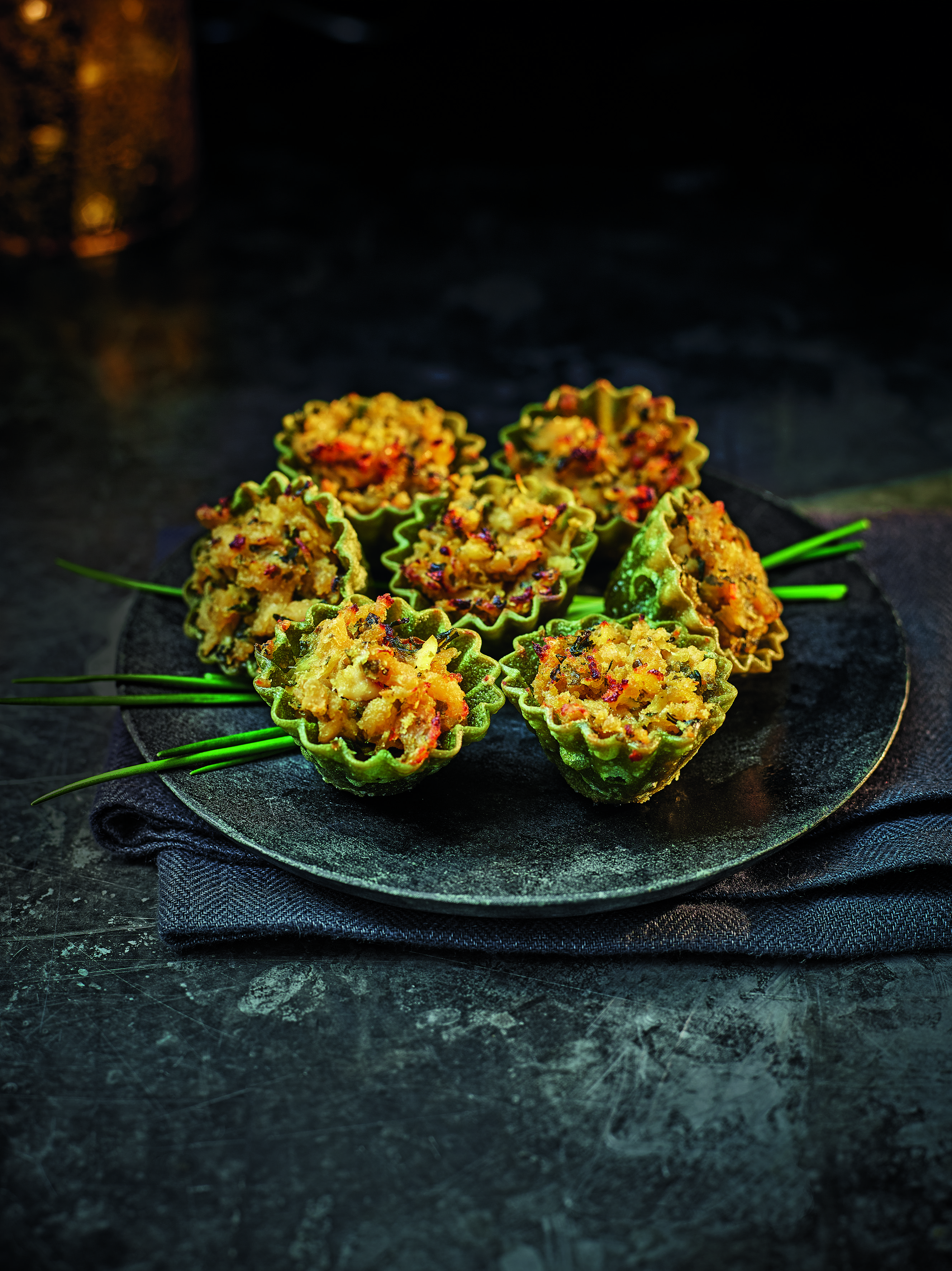 Best Christmas Party Food Best Festive Canapés For