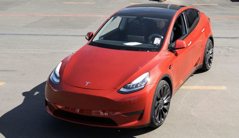 Tesla Builds Its One Millionth EV, and It's a Model Y