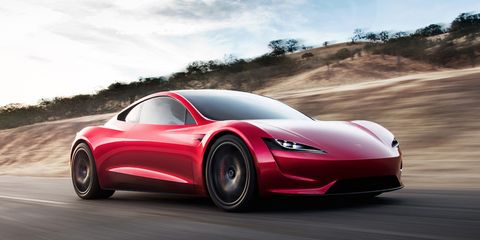 How Can The New Tesla Roadster Do 0 60 In Under Two Seconds A Frenzied Mathematical Explanation