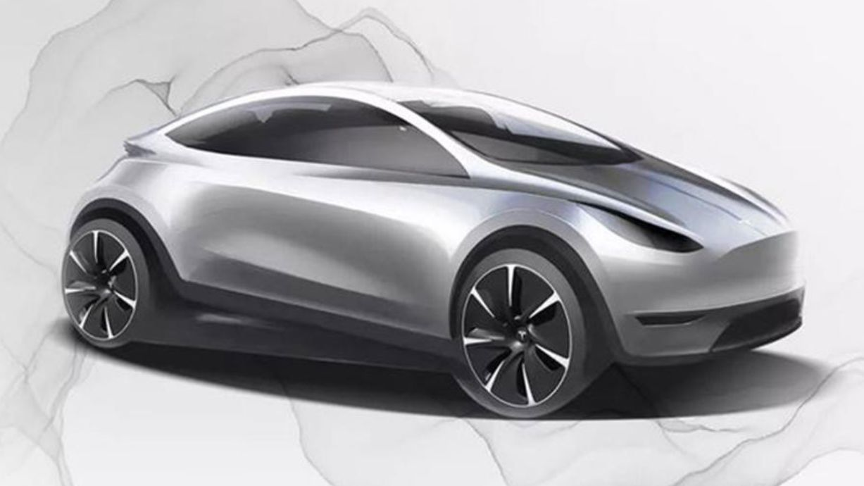 Is This What Tesla's City Car Will Look Like?