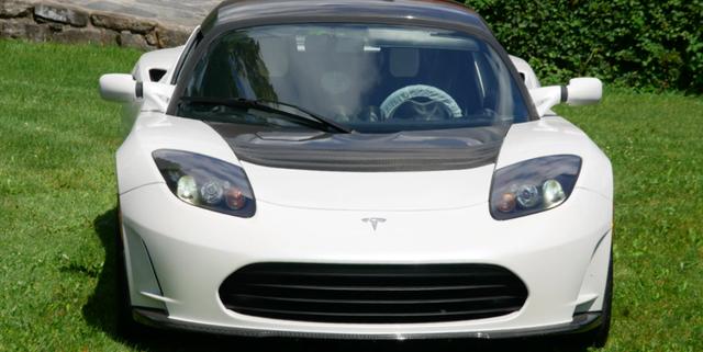tesla roadster for sale