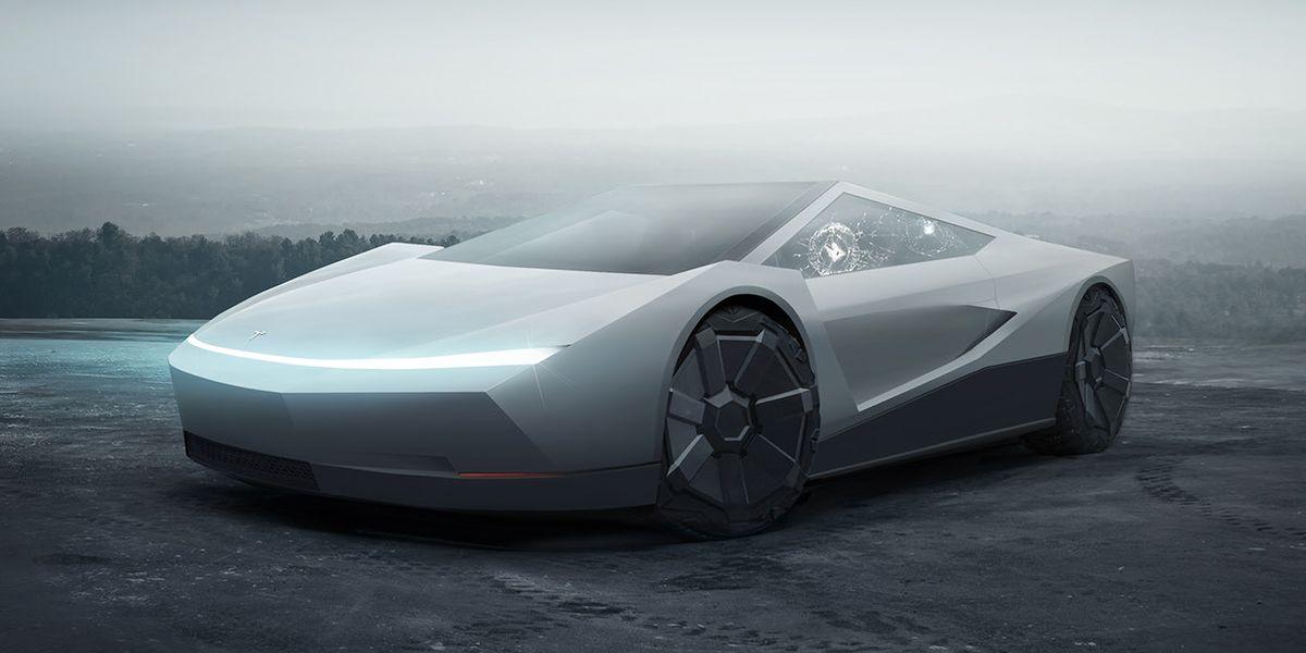 Honda S2000 2018 >> ¿Y si el Tesla Roadster se convirtiera en este Cybercar?