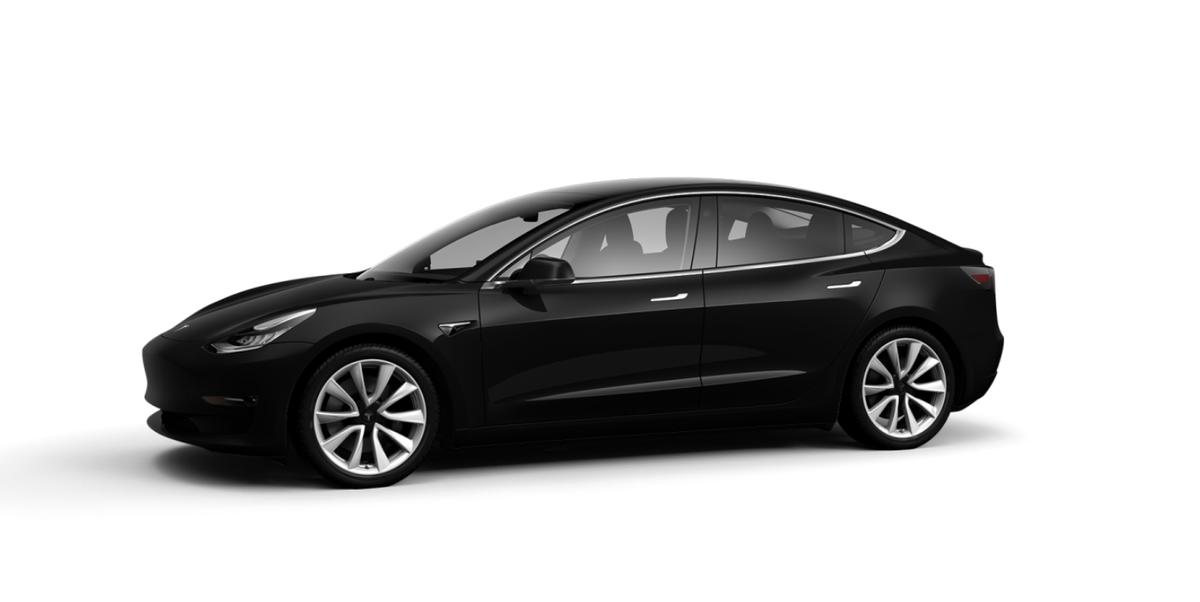 Tesla Model 3 Price Updates – Online Ordering Doesn't ...