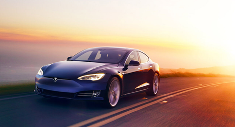 Tesla Squeezes 370 Miles Of Range Out Of Its Big Battery Model S
