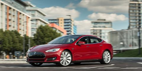 Land vehicle, Vehicle, Car, Automotive design, Tesla model s, Mid-size car, Performance car, Tesla, Sedan, Sports car,