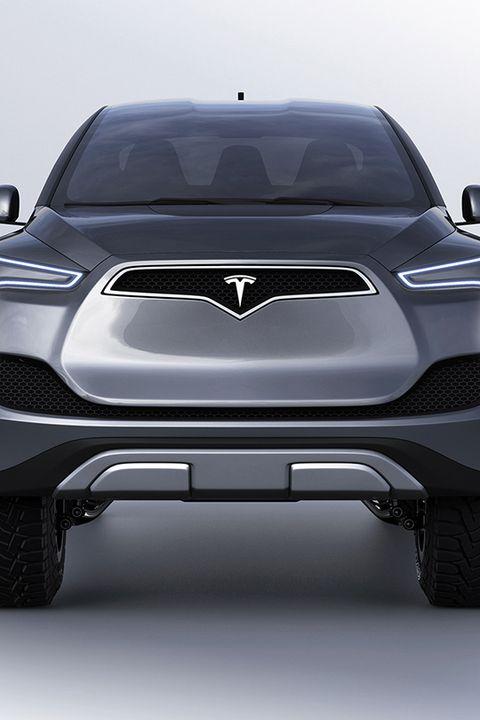 Tesla Pick-Up Truck Concept