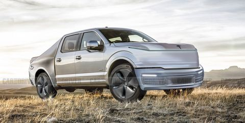 Tesla Pickup Truck – Elon Musk Claims It'll Be Better Than the Ford F-150