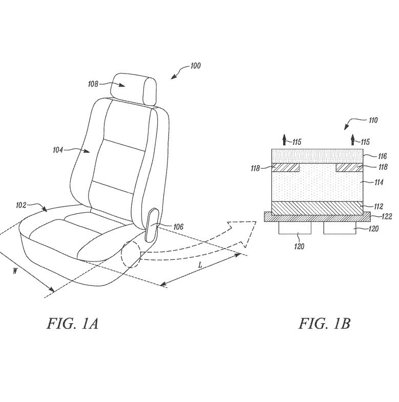 Tesla Patents New Way To Heat And Cool, How Do Cooling Car Seats Work