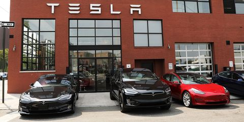 Tesla Reverses Course On Store Closings Will Raise Vehicle Prices