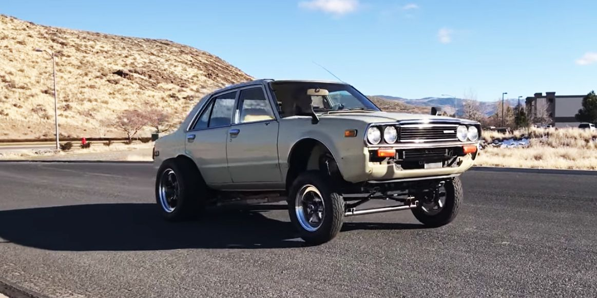 This Tesla-Powered '81 Honda Accord Is a Silent Acceleration Rocket