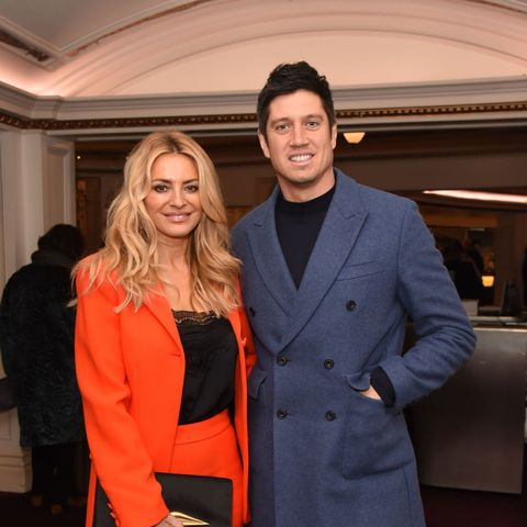 tess daly shares pics from romantic trip to cannes with vernon