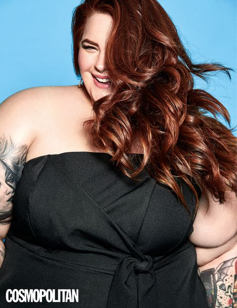 """""""I wish I could just disappear"""": Tess Holliday opens up about overcoming crippling mental health"""