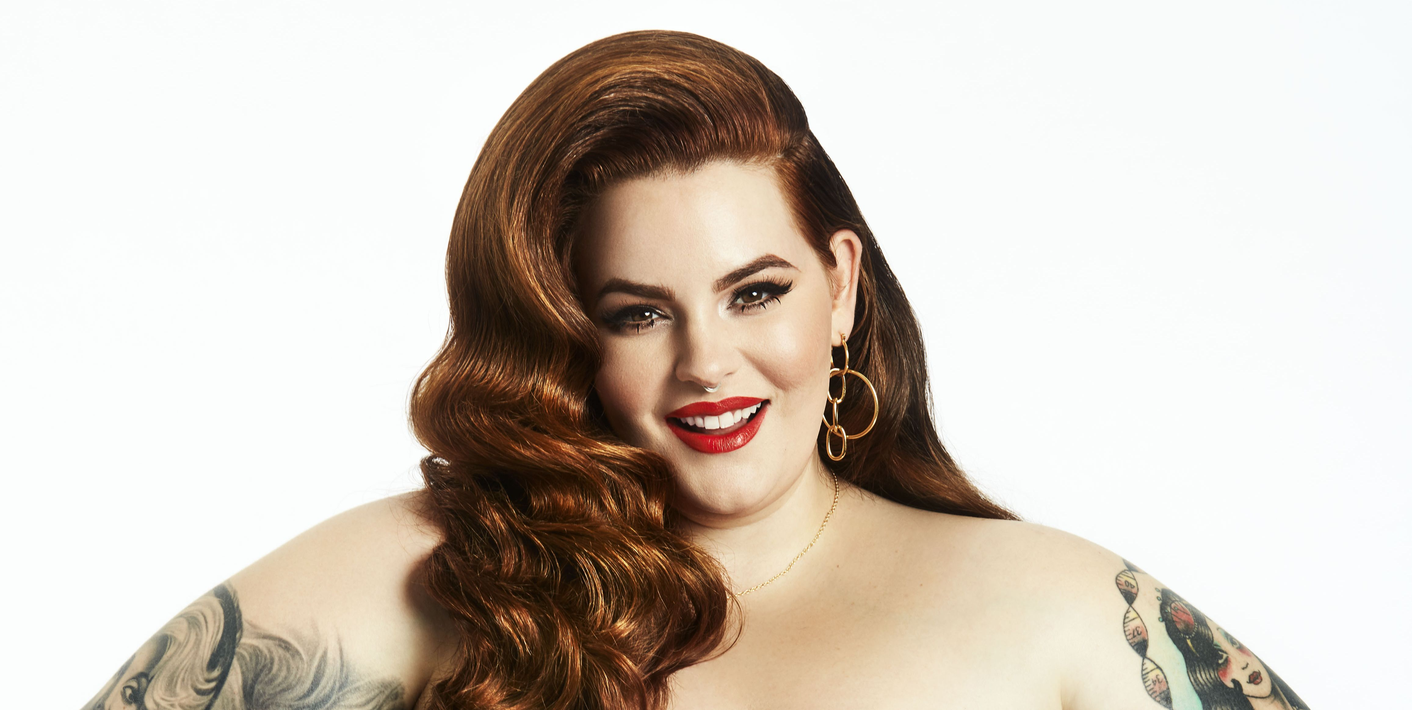 Tess Holliday plus size instagram model book