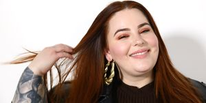 Tess Holliday Fashion Week