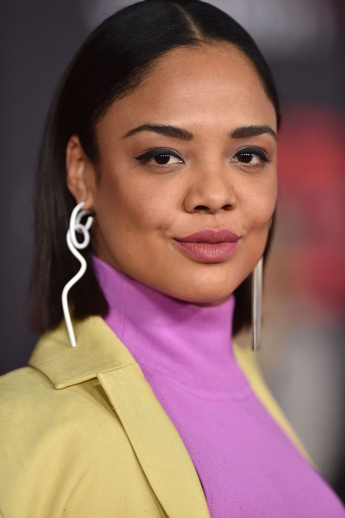 "Tessa Thompson In June, the actress, 34, told Net-A-Porter of her relationship with Janelle Monáe: ""Janelle and I love each other deeply. We're so close, we vibrate on the same frequency. If people want to speculate about what we are, it doesn't bother me."" Tessa also touched on her bisexuality, noting that her relationship her family's acceptance allowed to explore her sexuality."