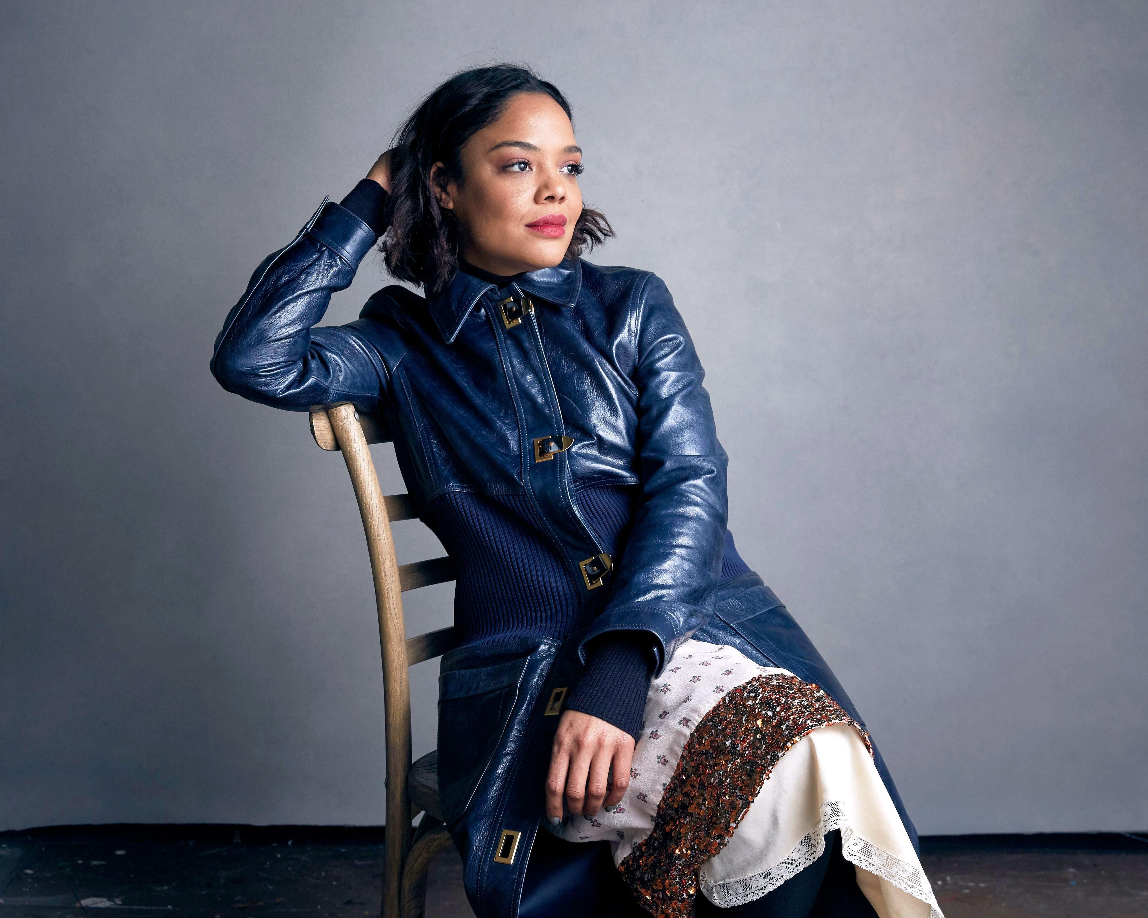 b53fd92f977 Tessa Thompson Talks Creed II, Representation in Film, and Michael B ...