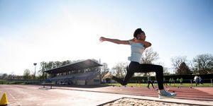Tessy Ebosele es la próxima perla del atletismo español, pero no tiene la nacionalidad