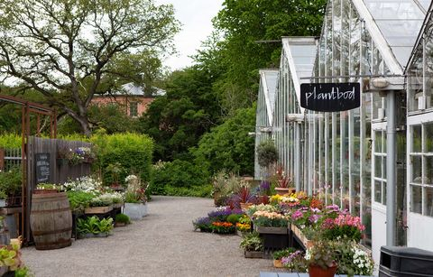 rosendals garden shop