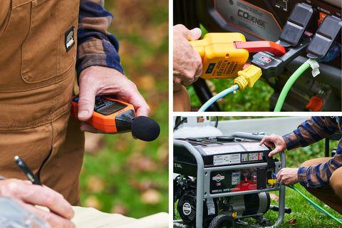 testing portable generators