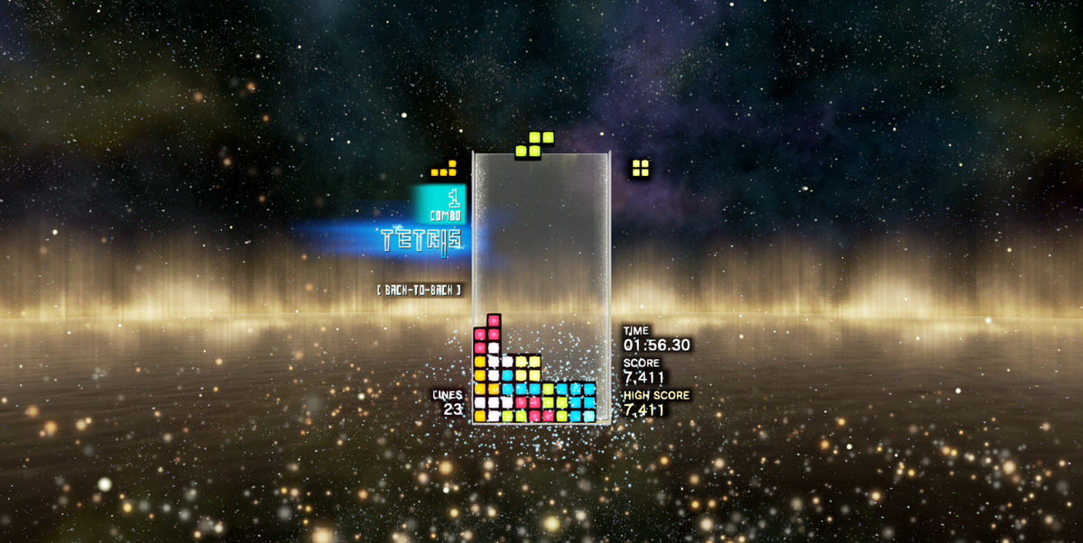 Tetris Effect: Connected review for Nintendo Switch