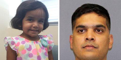 texas missing girl dead body found