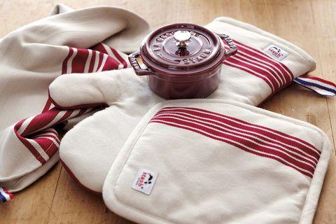 Foodies: textiles de cocina