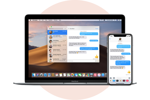 texts calls apple devices